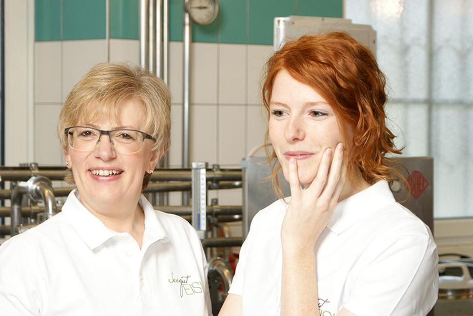 Christine und Katharina Eisl
