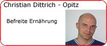 Christian Dittrich Opitz befreite Ernährung