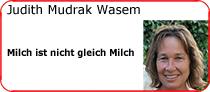 Judith Mudrak Wasem - Milch ist nicht gleich Milch