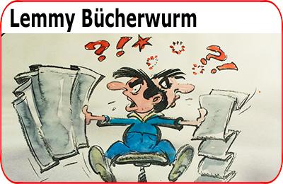 Lemmy Bücherwurm die Informationsdatenbank von schätze aus Österreich