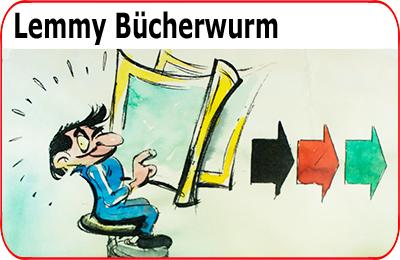 Lemmy Bücherwurm