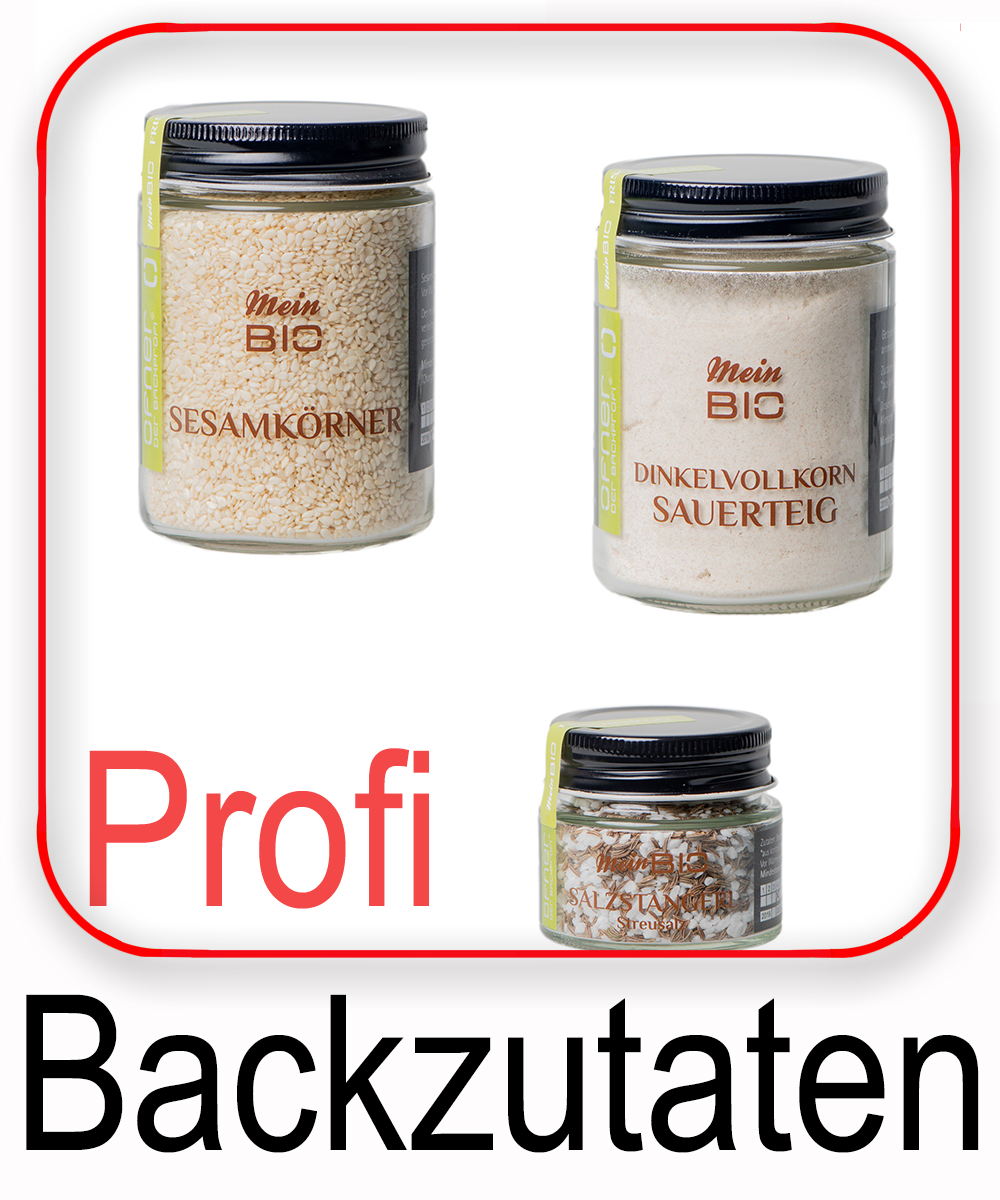 Backzutaten