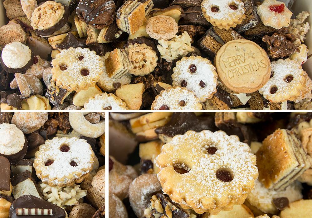 Traditionelle Weihnachtskekse österreich.Weihnachtskekse Bei Schätze Aus österreich